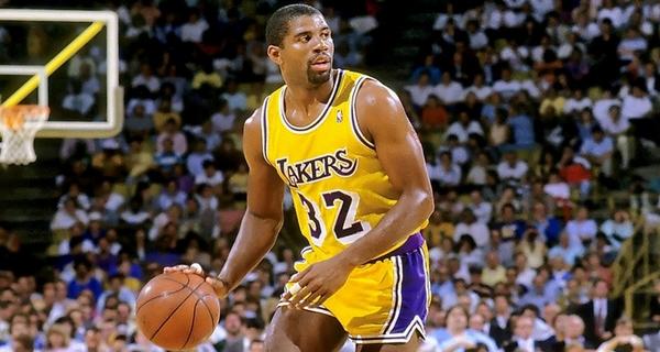 Magic Johnson best nBA players