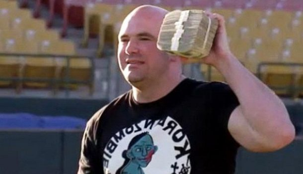 UFC sold to WME-IMG for $4 Billion Dana White Confirms