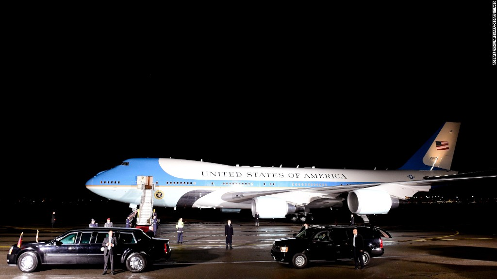 Why Air Force One needs an update