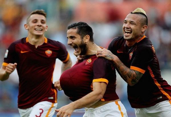 AS-Roma European Football Statistics, Top 10 Scoring Clubs in Europe 2016-17