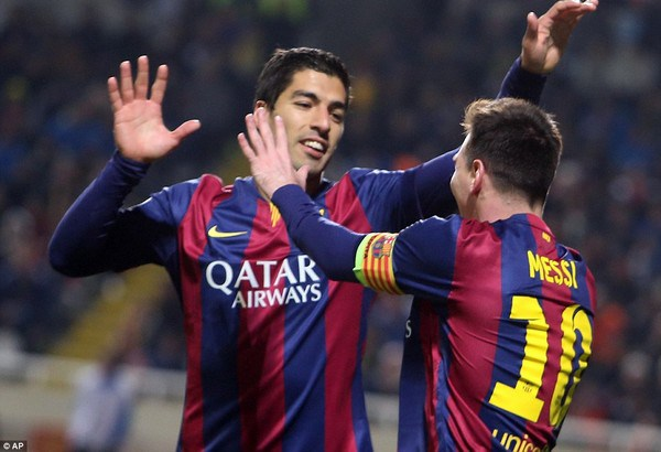 Barcelona European Football Statistics, Top 10 Scoring Clubs in Europe 2016-17