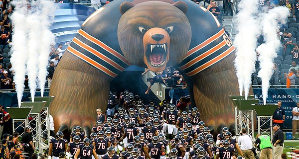 chicago-bears Most valuable NFL football teams