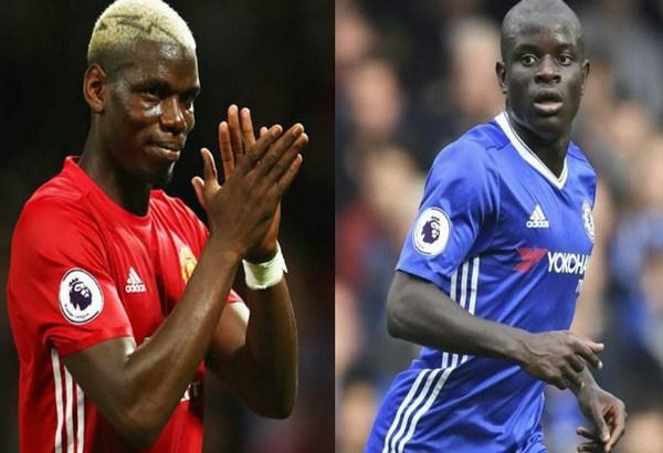NGolo-Kante-vs-pugaba Why Pogba is Better than N'Golo Kante