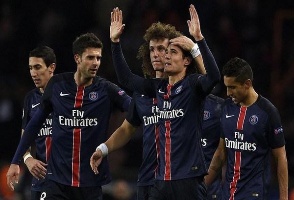 Paris-Saint-Germain European Football Statistics, Top 10 Scoring Clubs in Europe 2016-17