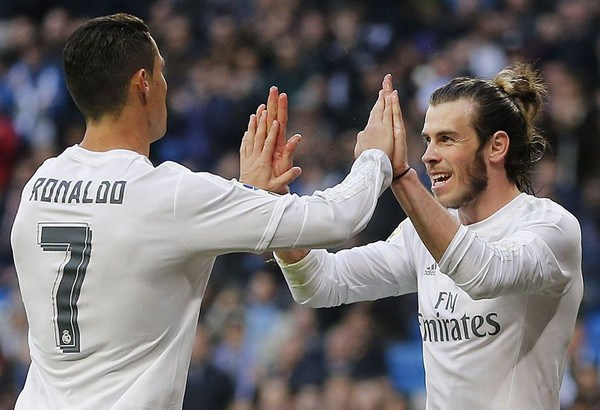 Real-Madrid European Football Statistics, Top 10 Scoring Clubs in Europe 2016-17