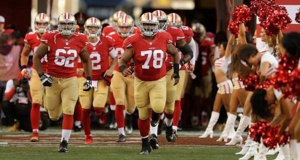 san-francisco-49ers Most valuable NFL football teams