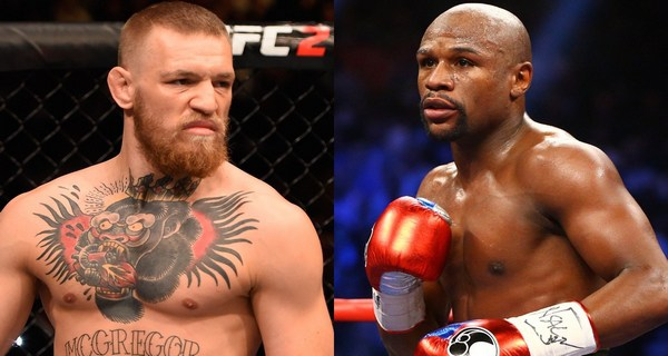 conor mcgregor vs floyd mayweather match