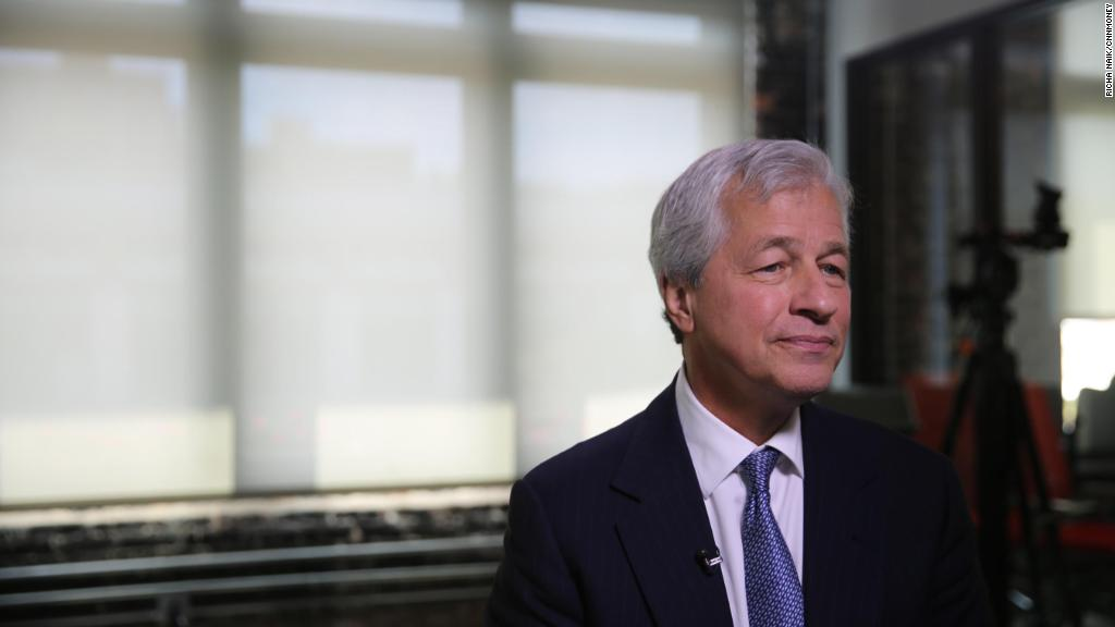 JPMorgan CEO: We have to prepare for a hard Brexit
