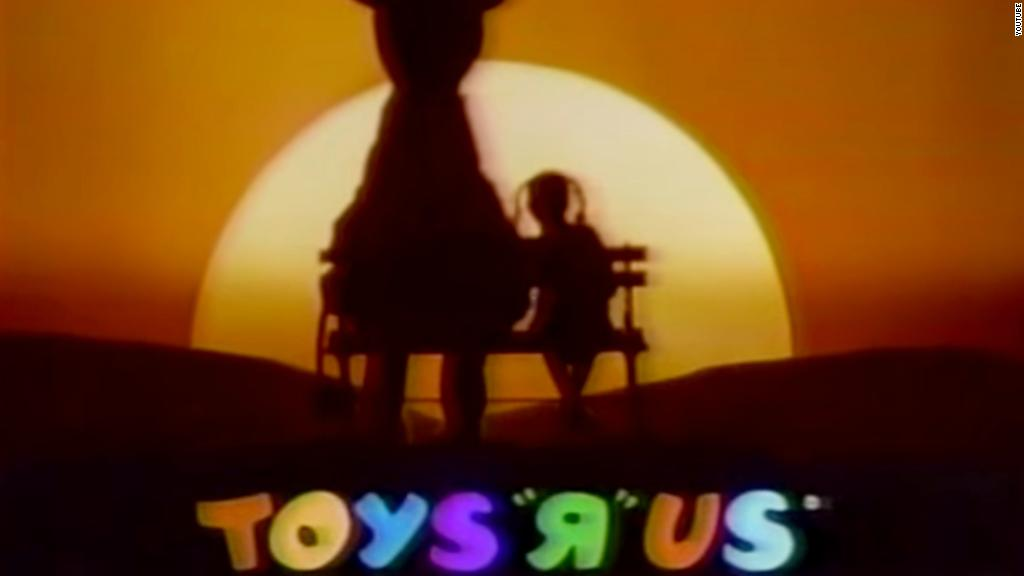 You won't be hearing the Toys 'R' Us jingle anymore