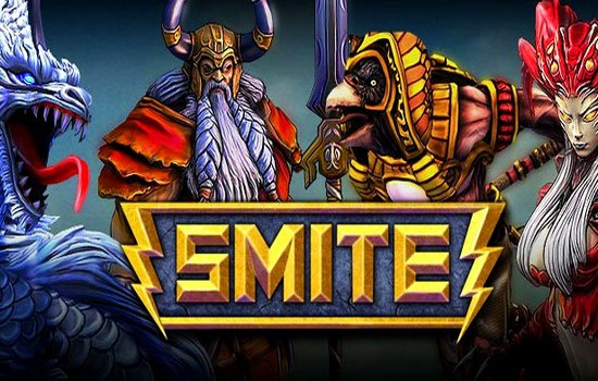 Smite Popular Online Games
