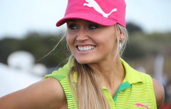 Blair O'Neal Hottest Female Golfers