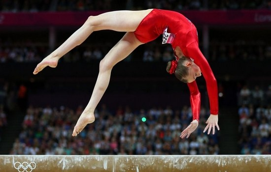 Gymnastics lead to weight loss