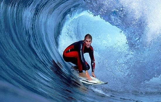 Surfing best game for weight loss