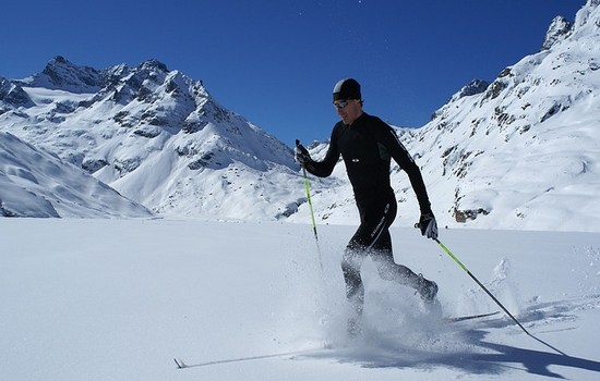 Skiing and Skating best sports for weight loss