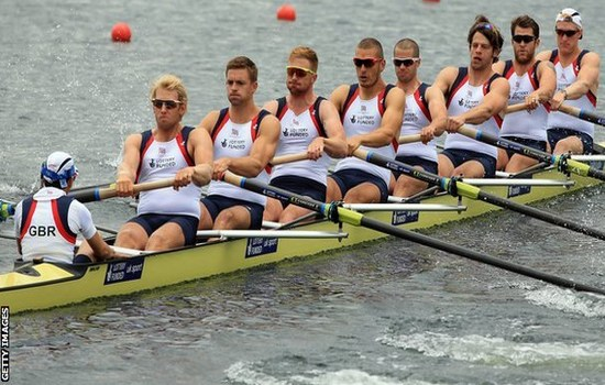 Rowing also helps to loss weight