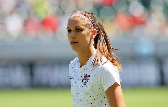 Alex Morgan Highest-paid Female Footballers