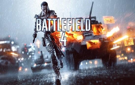 Battlefield 4 Popular Online Games