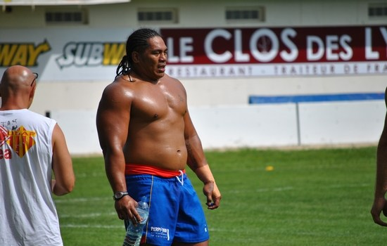 Henry Tuilagi strongest rugby players in the world