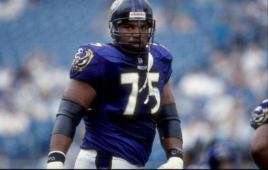 Jonathan Ogden The Tallest NFL Players