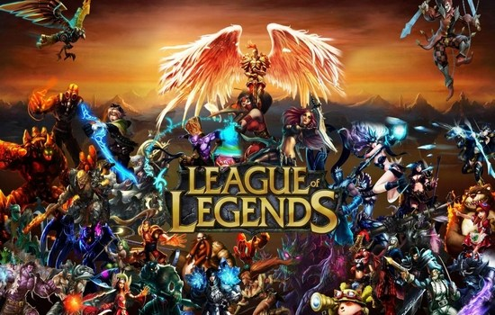 League of legends Popular Online Games