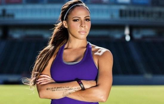 sydney leroux Highest-paid Female Footballers