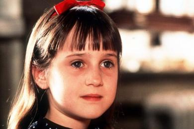 What is the Matilda Challenge, what has Mara Wilson said about it and how do you do it?