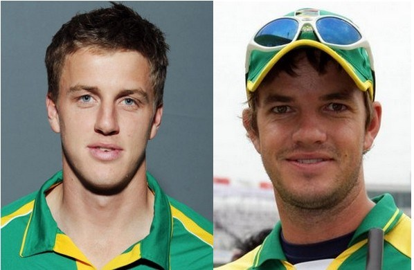 The Morkel brothers