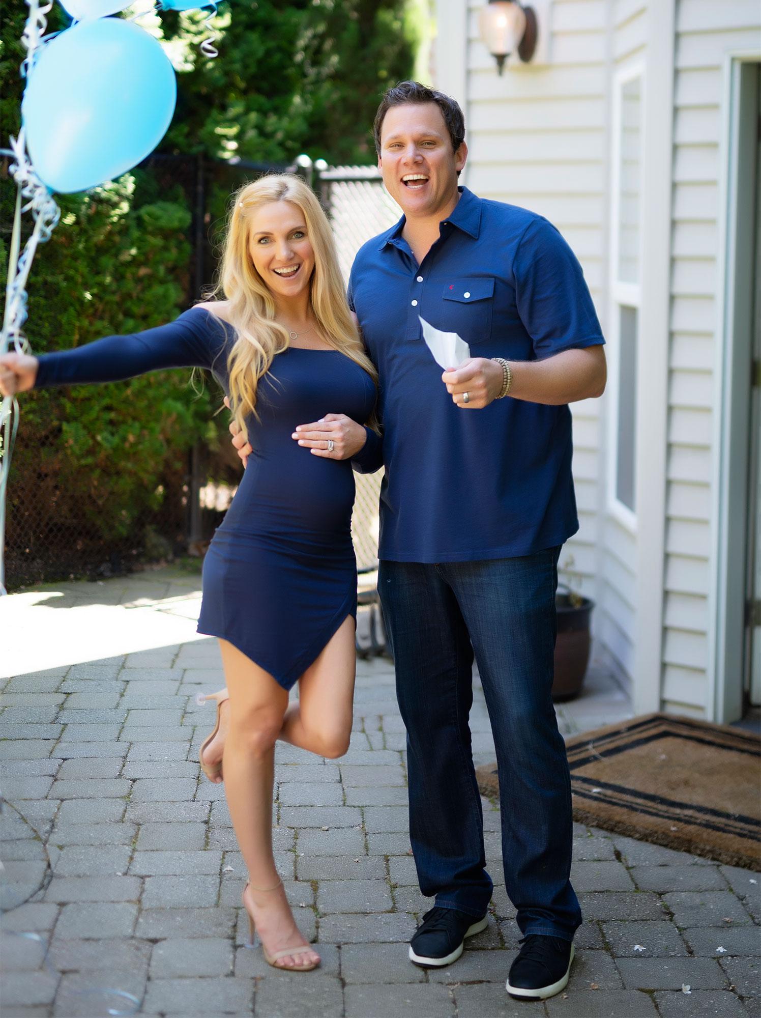 Bob Guiney and wife Jessica Canyon