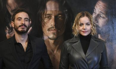 Abbie Cornish and Ryan Corr pay tribute to actor Heath Ledger