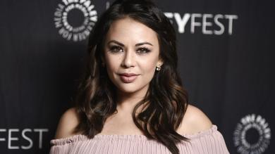 Janel Parrish reveals father-in-law was killed by a drunk driver 2 weeks before her wedding