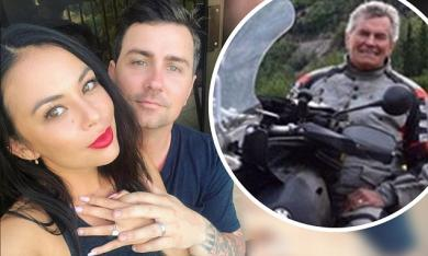 Janel Parrish reveals father-in-law was killed by drunk driver weeks before her wedding