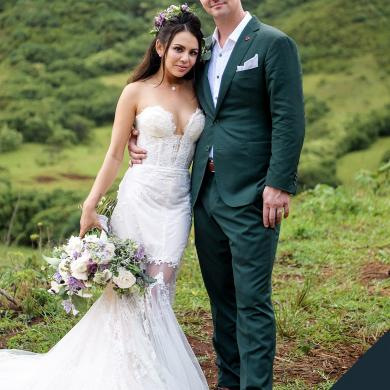 Janel Parrish's Father-in-Law Killed by Drunk Driver Two Weeks Before Wedding
