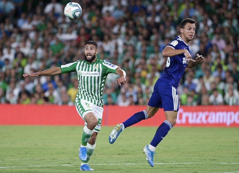 Nabil Fekir Real Betis