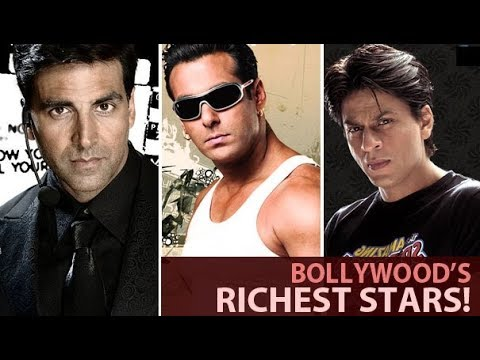 ** Top 10 Richest Bollywood Actors in India 2019**… | Top ...
